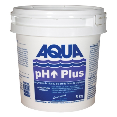 Lawrason 39 S Inc Pool And Spa Products Aqua Ph Plus 8 Kg